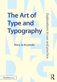 Cover Art of Type and Typography