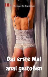 Cover Das erste Mal anal gestoßen