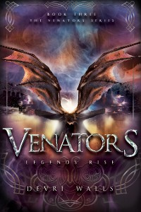 Cover Venators: Legends Rise
