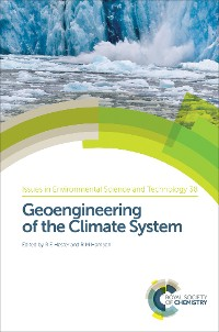 Cover Geoengineering of the Climate System