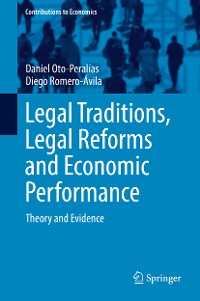 Cover Legal Traditions, Legal Reforms and Economic Performance
