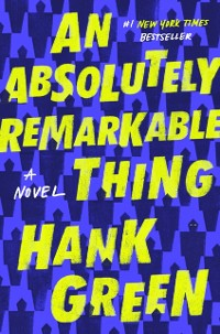 Cover Absolutely Remarkable Thing