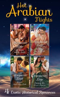 Cover Hot Arabian Nights (Mills & Boon e-Book Collections)