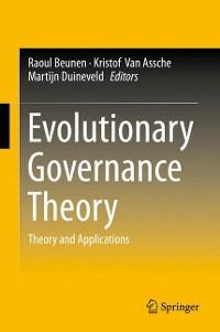 Cover Evolutionary Governance Theory