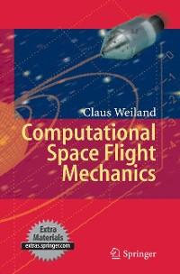 Cover Computational Space Flight Mechanics