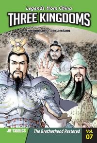 Cover Three Kingdoms Volume 07