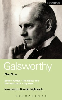 Cover Galsworthy Five Plays