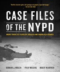 Cover Case Files of the NYPD