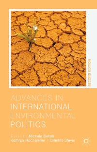 Cover Advances in International Environmental Politics