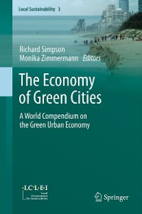 Cover The Economy of Green Cities