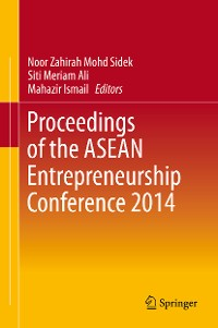 Cover Proceedings of the ASEAN Entrepreneurship Conference 2014