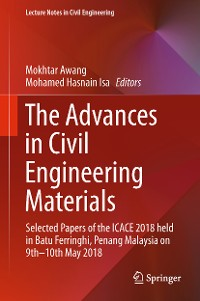 Cover The Advances in Civil Engineering Materials