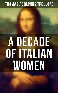 Cover A Decade of Italian Women