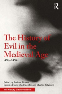 Cover History of Evil in the Medieval Age