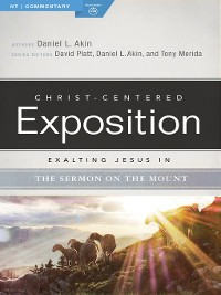 Cover Exalting Jesus in the Sermon on the Mount