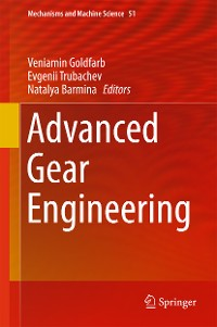 Cover Advanced Gear Engineering