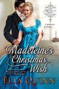 Cover Madeleine's Christmas Wish