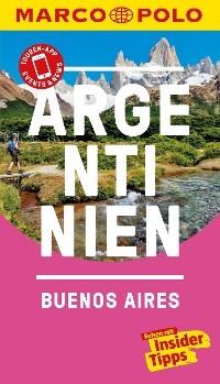 Cover MARCO POLO Reiseführer Argentinien/Buenos Aires