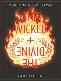 Cover The Wicked + The Divine (2014), Volume 8