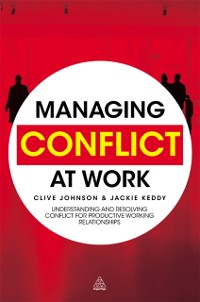 Cover Managing Conflict at Work