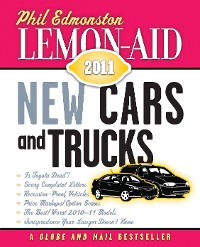 Cover Lemon-Aid New Cars and Trucks 2011