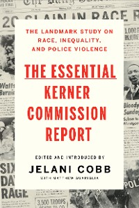 Cover The Essential Kerner Commission Report
