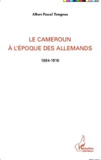 Cover Le Cameroun a l'epoque des Allemands