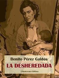Cover La desheredada