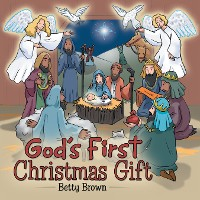 Cover God's First Christmas Gift