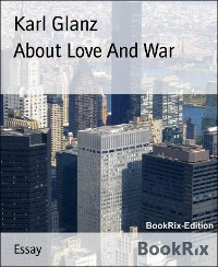 Cover About Love And War