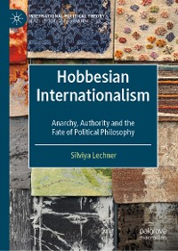 Cover Hobbesian Internationalism
