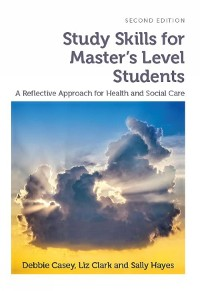 Cover Study Skills for Master's Level Students, second edition