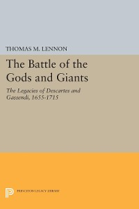 Cover The Battle of the Gods and Giants