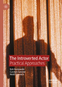 Cover The Introverted Actor