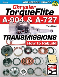 Cover Chrysler TorqueFlite A-904 and A-727 Transmissions