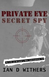 Cover Private Eye Secret Spy
