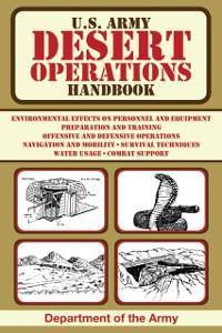 Cover U.S. Army Desert Operations Handbook