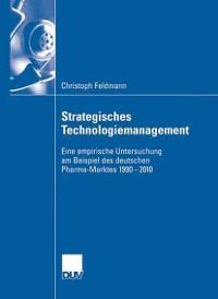 Cover Strategisches Technologiemanagement