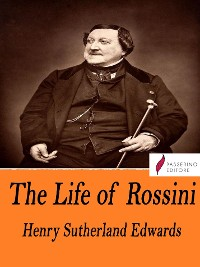 Cover The Life of Rossini