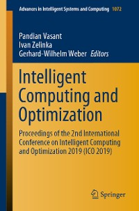 Cover Intelligent Computing and Optimization