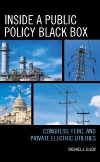 Cover Inside a Public Policy Black Box