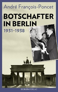 Cover Botschafter in Berlin 1931–1938