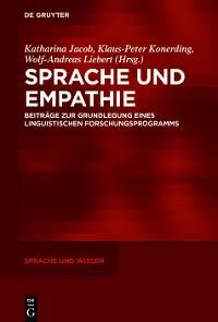 Cover Sprache und Empathie