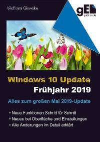 Cover Windows 10 Update - Frühjahr 2019
