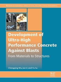 Cover Development of Ultra-High Performance Concrete against Blasts