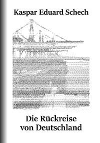 Cover Die Rückreise von Deutschland