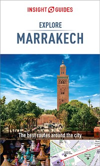 Cover Insight Guides Explore Marrakesh  (Travel Guide eBook)