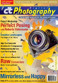 Cover c't Digital Photography Issue 20 (2015)