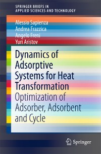 Cover Dynamics of Adsorptive Systems for Heat Transformation