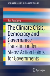 Cover The Climate Crisis, Democracy and Governance